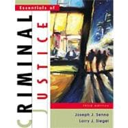 Essentials of Criminal Justice (Non-InfoTrac Version)