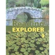 Reading Explorer 3 Explore Your World