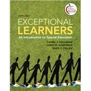 Exceptional Learners : An Introduction to Special Education