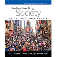 Understanding Society An Introductory Reader