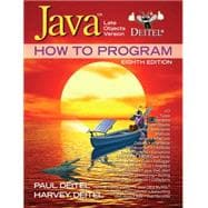 Java How to Program Late Objects Version