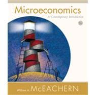 Microeconomics : A Contemporary Introduction