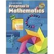 Progress in Mathematics, California Edition, Grade 2