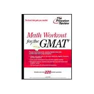 Math Workout for the GMAT