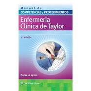 Enfermer�a cl�nica de Taylor. Manual de competencias y procedimientos