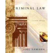 Criminal Law (Non-InfoTrac Version with CD-ROM)