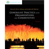 Brooks/Cole Empowerment Series: Generalist Practice with Organizations and Communities