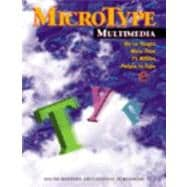 MicroType Multimedia CD-ROM Network Site License, Windows