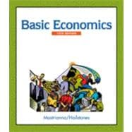 Basic Economics With Economic Application Card