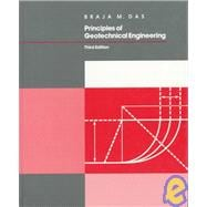PRINCIPLES OF GEOTECHNICAL ENGINEERING 3E