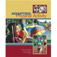 Adapted Physical Activity 9780888643759R