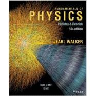Fundamentals of Physics: Chapter 1-20