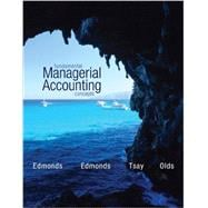 Fundamental Managerial Accounting Concepts ; CNCT+