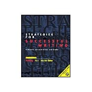 Strategies for Successful Writing : A Rhetoric, Research Guide, Reader and Handbook
