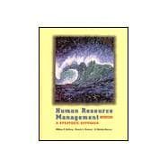 Human Resource Management: A Strategic Approach