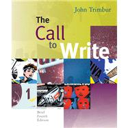 Call to Write, The, Brief Edition (4th Edition) (Paperback)