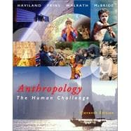 Anthropology with Infotrac: The Human Challenge