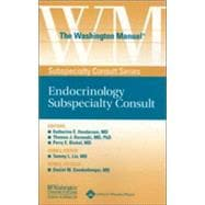 The Washington Manual® Endocrinology Subspecialty Consult