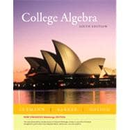 College Algebra: Enhanced Edition