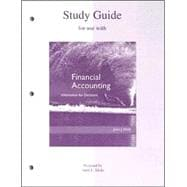 Study Guide for Use with Financial Accounting Fourth Edition : Information for Decisions