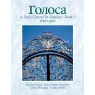 Golosa: A Basic Course in Russian, Book 2