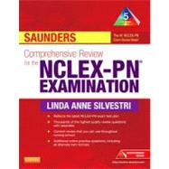 Saunders Comprehensive Review for the NCLEX-PN Examination (Book with CD-ROM)