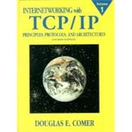 Internetworking with TCP/IP Vol. 1 : Principles, Protocols, and Architecture