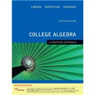 College Algebra A Graphing Approach, Enhanced Edition (with Enhanced WebAssign 1-Semester Printed Access Card)