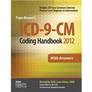 ICD-9-CM Coding Handbook, with Answers, 2012 Revised Edition