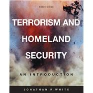Terrorism and Homeland Security : An Introduction