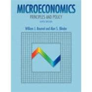 Microeconomics Principles and Policy with Xtra! Student CD-ROM