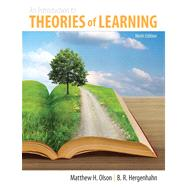 Introduction to the Theories of Learning, An Plus MySearchLab with eText -- Access Card Package