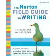 Norton Field Guide to Writing with Readings and Handbook