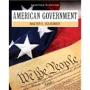 American Government Plus MySearchLab with eText -- Access Card Package