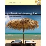 Professional Review Guide for the CCA Examination, 2012 Edition