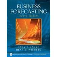Business Forecasting : International Edition