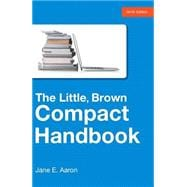 Little, Brown Compact Handbook, The, Plus MyWritingLab with eText -- Access Card Package