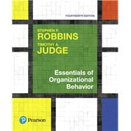 Essentials of Organizational Behavior