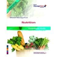 ManageFirst Nutrition with Pencil/Paper Exam