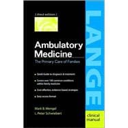 Ambulatory Medicine : Primary Care Families