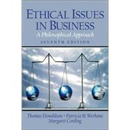 Ethical Issues in Business: A Philosophical Approach