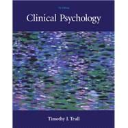 Clinical Psychology (with InfoTrac)