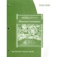 Study Guide for Boyes/Melvin's Macroeconomics