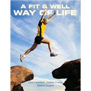 A Fit and Well Way of Life with Exercise Band