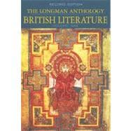 Longman Anthology of British Literature, Volume 1, The: Middle Ages to The Restoration and the 18th Century
