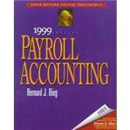 Payroll Accounting, 1999 Edition
