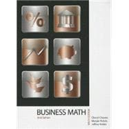 Business Mathematics, Brief Edition Plus MyMathLab with Pearson eText -- Access Card Package