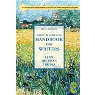 Simon and Schuster Handbook for Writers with APA Updates and Companion Website Subscription