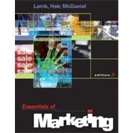 Essentials of Marketing with Student CD-ROM and InfoTrac College Edition