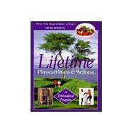 Lifetime Physical Fitness and Wellness : A Personalized Approach